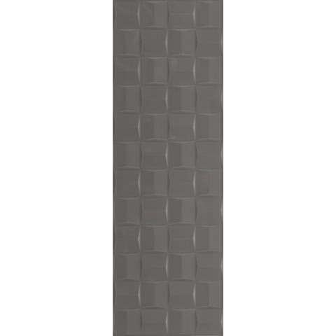 MARAZZI POTTERY SLATE STRUTT. CUBE 3D 25X76