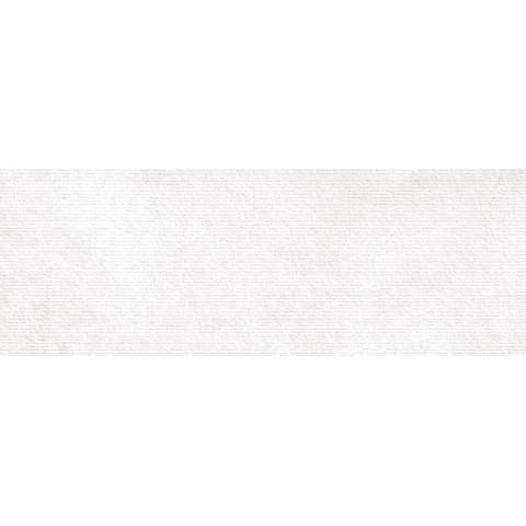 RITUAL BIANCO STRUTTURA 3D MICROCUT 32.5X97.7 RETTIFICATO