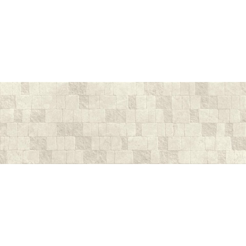 RITUAL GREIGE STRUTTURA 3D DOMINO 32.5X97.7 RETTIFICATO
