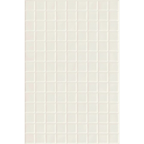 NEUTRAL MOSAICO WHITE 25X38