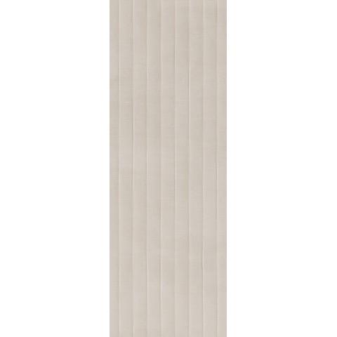 FABRIC STRUTTURA 3D FOLD HEMP 40X120 RETT