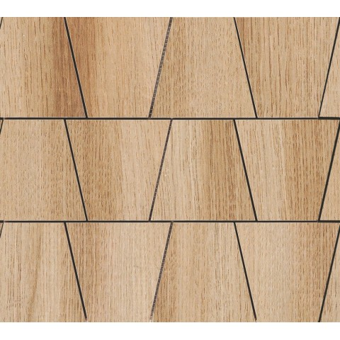 WOODLIVING MOSAICO ROVERE BIONDO  33x30