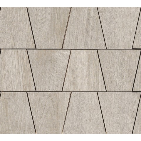 WOODLIVING MOSAICO ROVERE FUMO  33x30