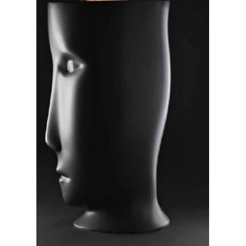 KERASAN ARTWORK LAVABO FREESTANDING MOLOCO NERO MATT