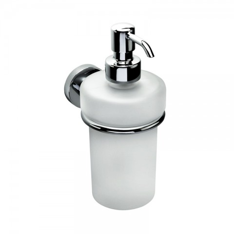 BASIC DISPENSER SAPONE LIQUIDO A MURO