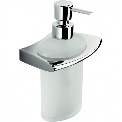 LAND DISPENSER PER SAPONE LIQUIDO DA MURO