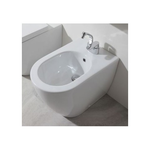 FLAMINIA LINK BIDET BACK TO WALL