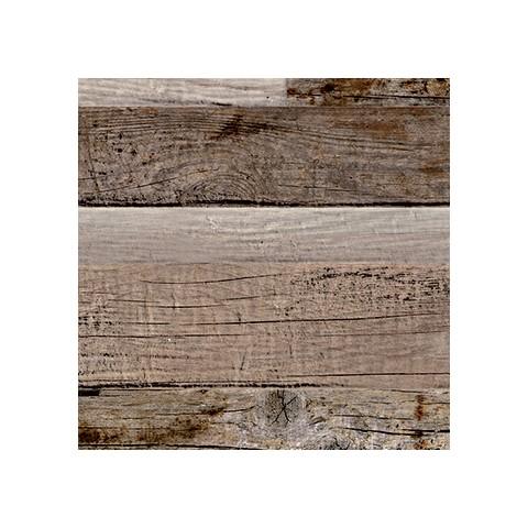 PAVÈ WALL WOOD BROWN 11X45