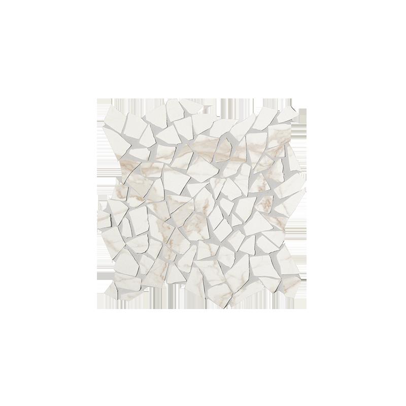 FAP CERAMICHE ROMA DIAMOND CALACATTA SCHEGGE GRES MOSAICO 30X30