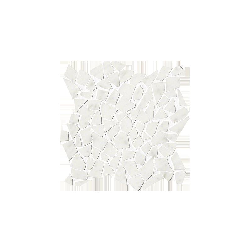FAP CERAMICHE ROMA DIAMOND CARRARA SCHEGGE GRES MOSAICO 30X30