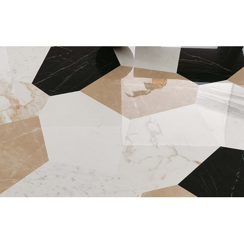 FAP CERAMICHE ROMA DIAMOND CALEIDO CARRARA BRILL. 37X52 RETT