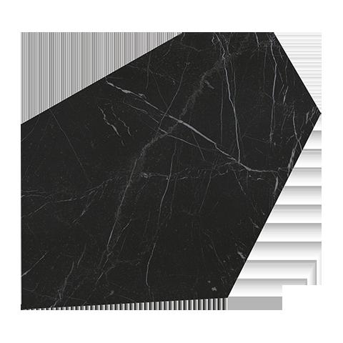 ROMA DIAMOND CALEIDO NERO REALE BRILL. 37X52 RETT