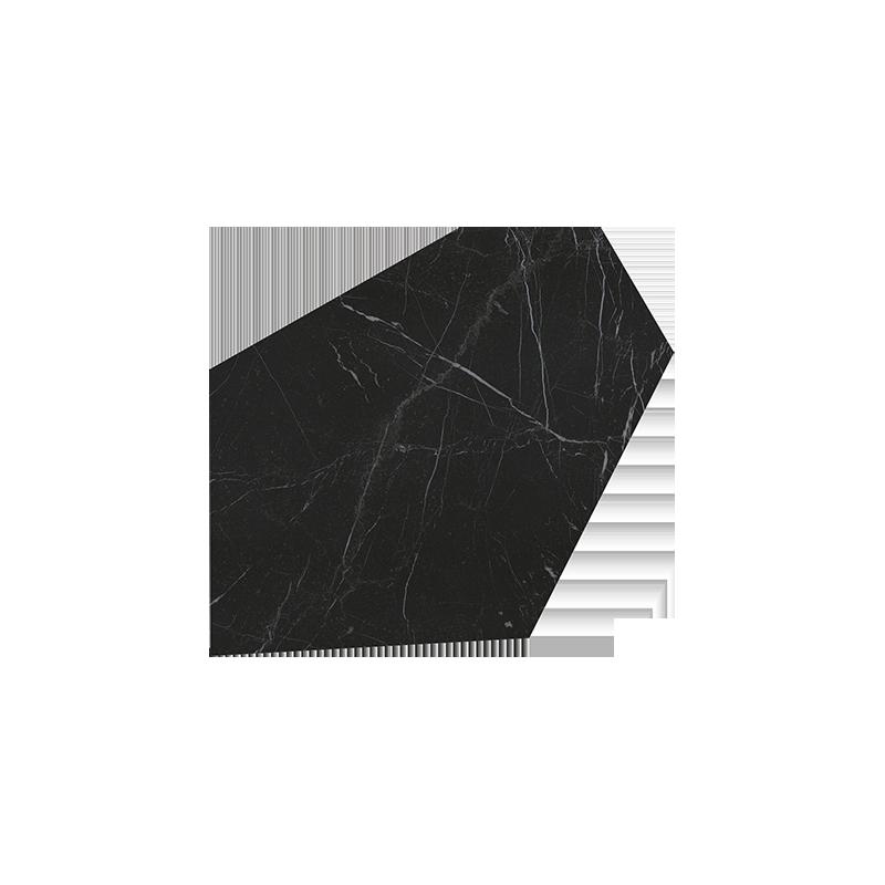 FAP CERAMICHE ROMA DIAMOND CALEIDO NERO REALE BRILL. 37X52 RETT