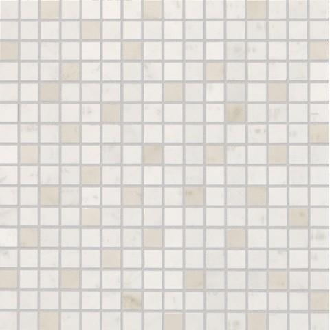 FAP CERAMICHE ROMA DIAMOND CARRARA BRILLANTE MOSAICO 30.5X30.5