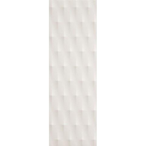 LUMINA 75 DIAMANTE WHITE MATT 25X75
