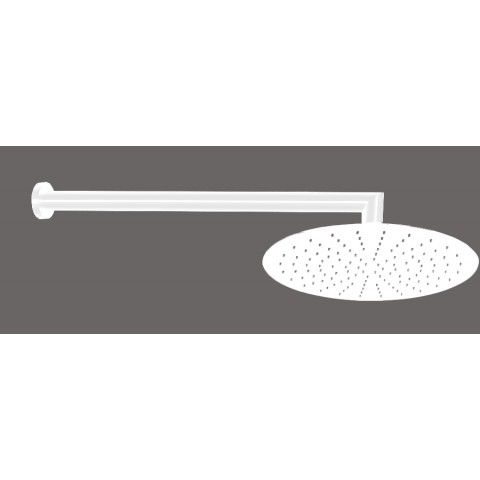 DIVINA BIANCO SOFFIONE + BRACCIO DIAMETRO 25 cm