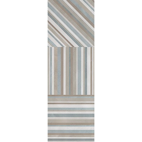 FAP CERAMICHE COLOR LINE DECO MATT 25X75