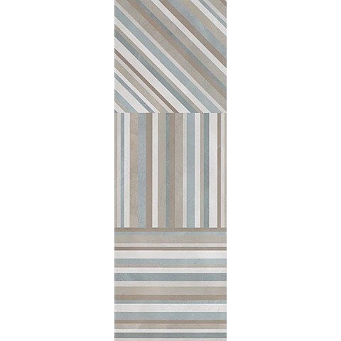 COLOR LINE DECO 25X75 MATT