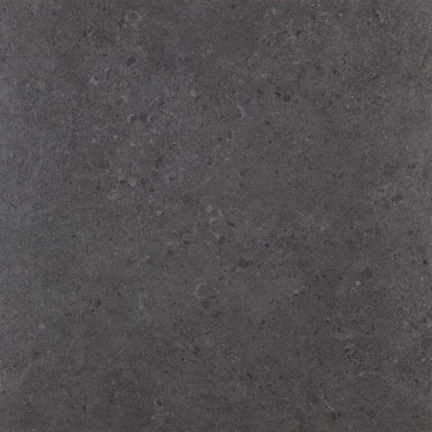 MYSTONE GRIS FLEURY NERO 75X75RETT