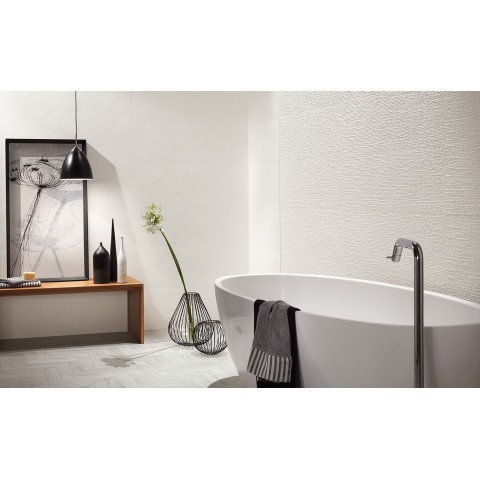FAP CERAMICHE COLOR NOW DOT GHIACCIO 30.5X91.5 RETT