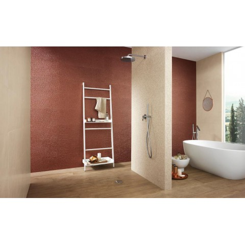 FAP CERAMICHE COLOR NOW DOT RAME MATT 30.5X91.5 RETTIFICATO