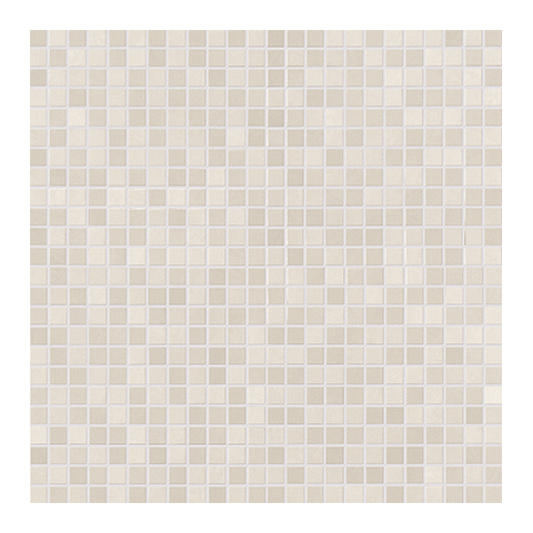 COLOR NOW BEIGE MICROMOSAICO 30.5X30.5