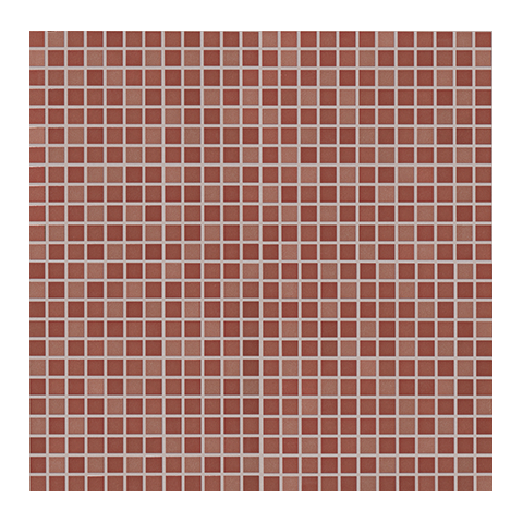 FAP CERAMICHE COLOR NOW MARSALA MICROMOSAICO 30.5X30.5