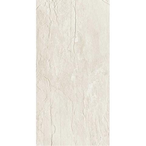 ARDOISE BLANC 40x80 RETT sp 10mm