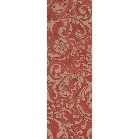 COLOR NOW DAMASCO MARSALA INSERTO 30.5X91.5 RETT