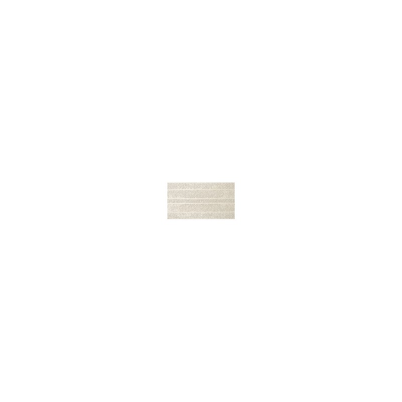 FAP CERAMICHE DESERT MEMORY WHITE INSERTO 30.5X56 RETTIFICATO