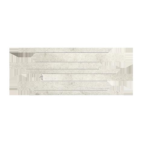 FAP CERAMICHE DESERT WALL WHITE INSERTO 30.5X56