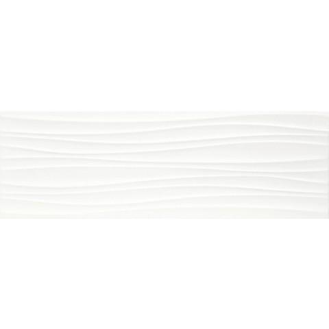 MARAZZI ABSOLUTE WHITE STRUTT. TWIST 3D LUX 25X76