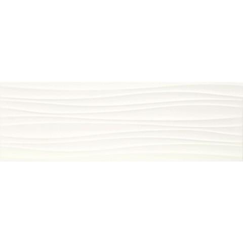 ABSOLUTE WHITE STRUTT. TWIST 3D SATINATO 25X76
