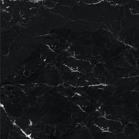 ALLMARBLE ELEGANT BLACK 75X75 RETT