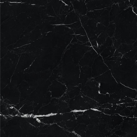 ALLMARBLE ELEGANT BLACK LUX 75X75 RETT