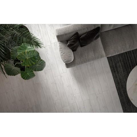 IDEA CERAMICA OAK WHITE 20X90