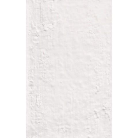 WHITE AND WOOD BIANCO MATT STRUTTURATO 25X40