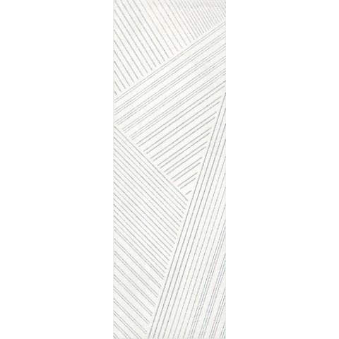 ZEN WHITE SILVER 20X60