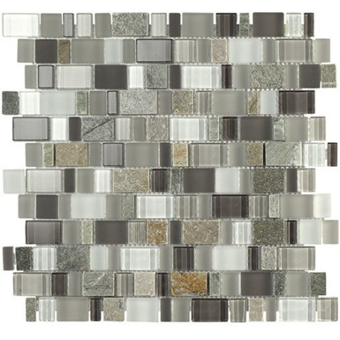 BOXER MOSAICO MULTIGLASS ICE 30X30