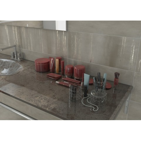 PAUL CERAMICHE MADISON GREY 25X60