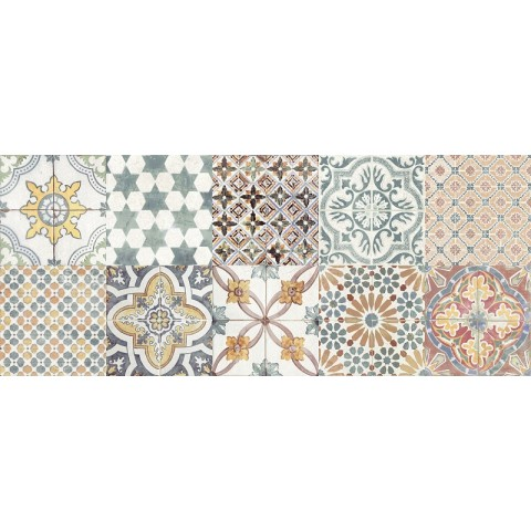 PAUL CERAMICHE COUNTY MULTICOLOR 25X60