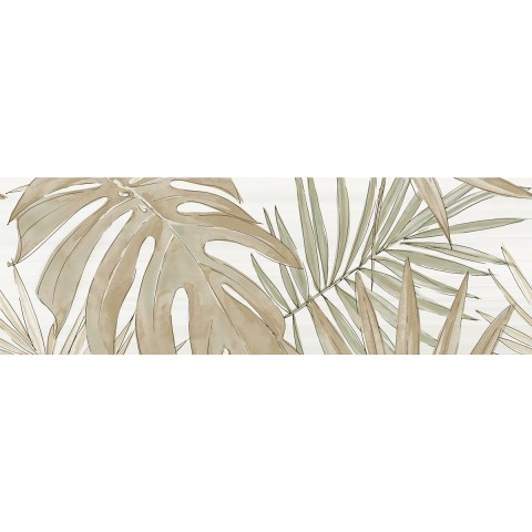 PAUL CERAMICHE GLOW INSERTO JUNGLE IVORY A+B 33X100