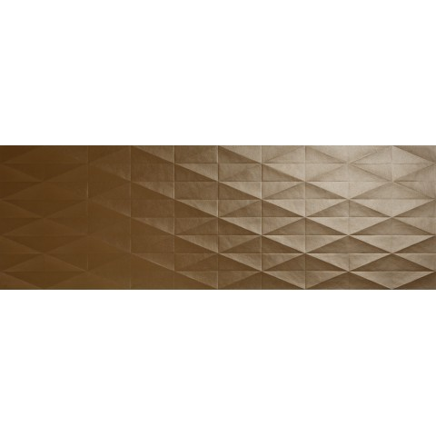 ECLETTICA BRONZE STRUTT DIAMOND 3D 40X120 RETT