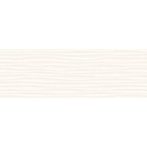 ECLETTICA WHITE STRUTT WAVE 3D 40X120 RETT