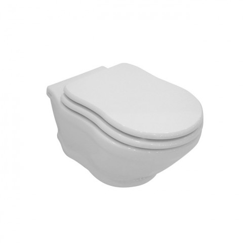GSG TIME SET VASO C/COPRIVASO SOFT CLOSE + BIDET SOSPESO