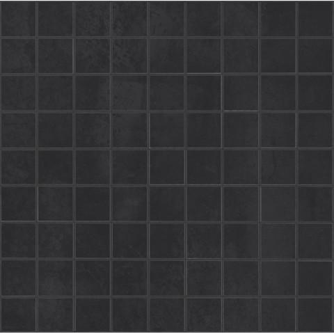 MARAZZI MINERAL MOSAICO BLACK 37,5X37,5