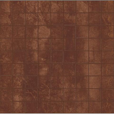 MINERAL MOSAICO CORTEN 37,5X37,5