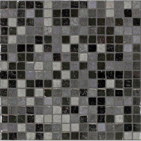 MARAZZI MINERAL MOSAICO BLACK-IRON 30X30