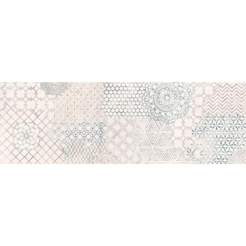 MARAZZI FRESCO LIGHT DECORO CROCHET 32,5X97,7 RETT