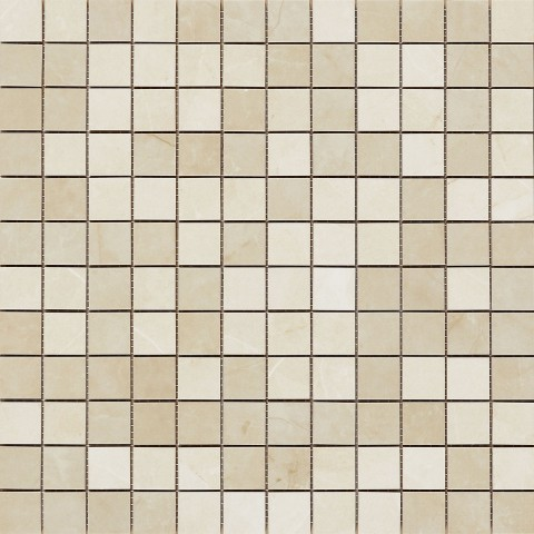 EVOLUTIONMARBLE GOLDEN CREAM MOSAICO 32,5X32,5
